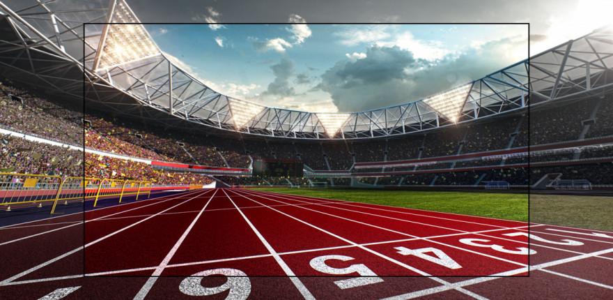 Atmosféra jako na stadionu