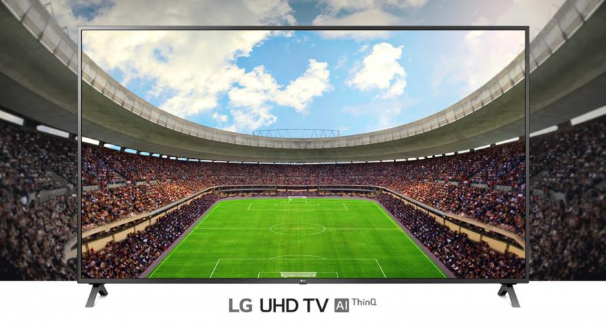 Real 4K televizor pro nekončící zábavu