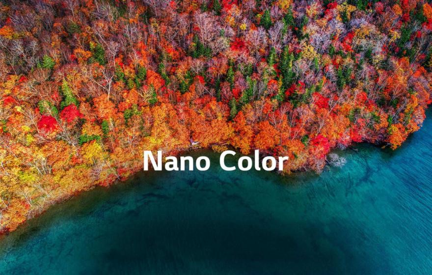 Rafinovaná čistota barev