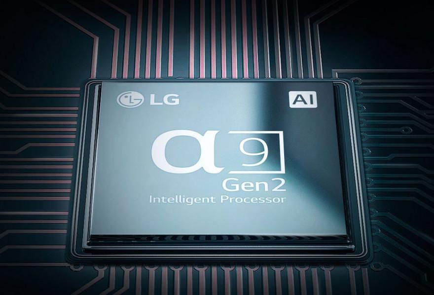 Procesor α9 druhé generace s AI