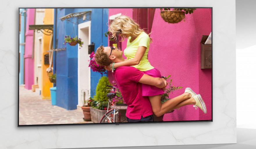 Čisté barvy promění váš domov v kinosál