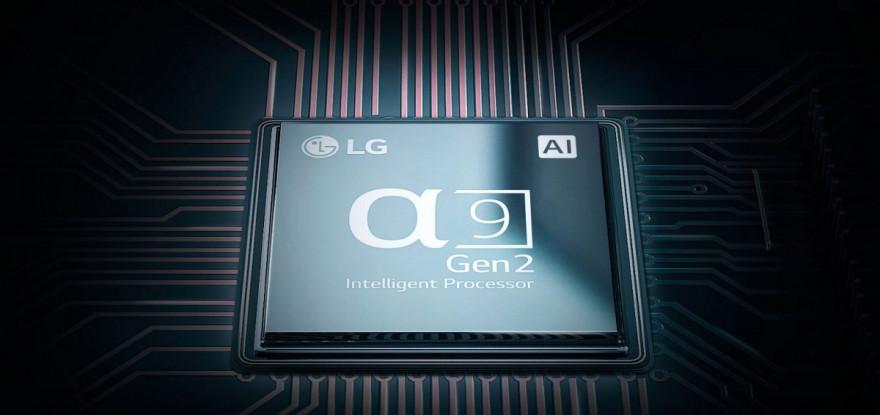 Procesor α9 druhé generace s umělou inteligencí