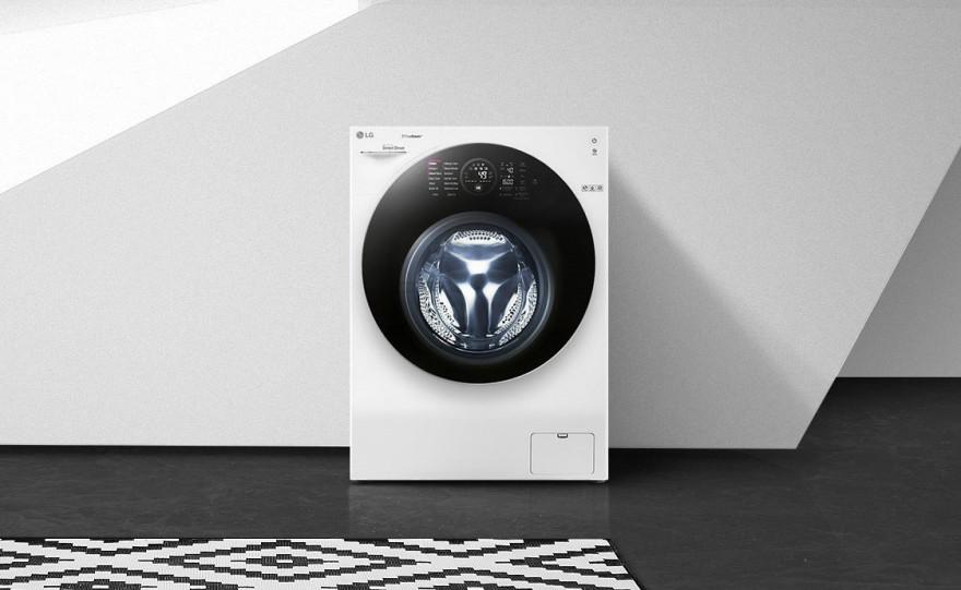 Prvotřídní pračka s technologií TrueSteam™