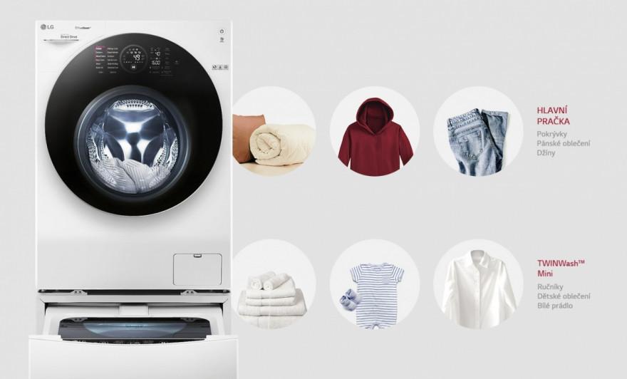 Oddělené praní