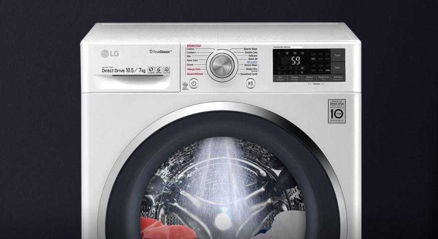 TurboWash™ - skvěle vyprané prádlo za 59 minut