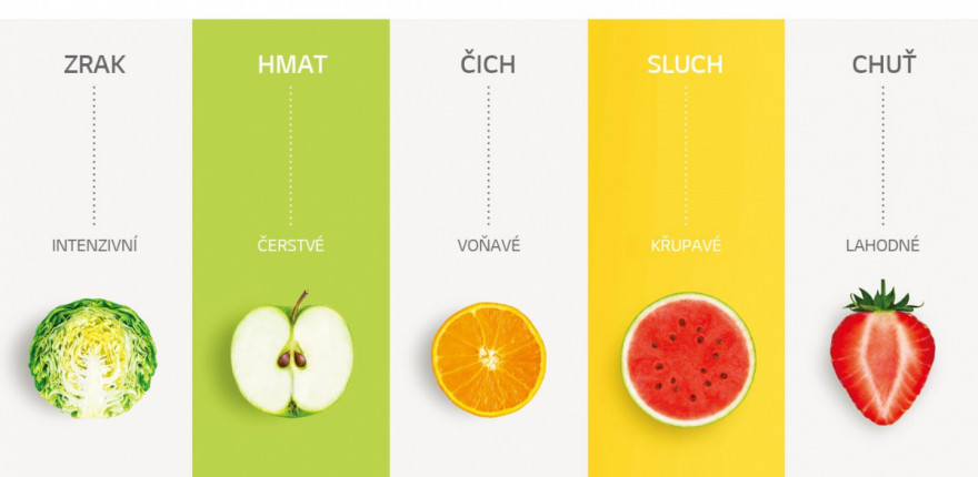 Vychutnejte si čerstvé potraviny