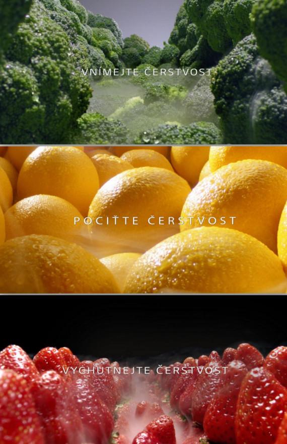 Maximální čerstvost pro vaše potraviny