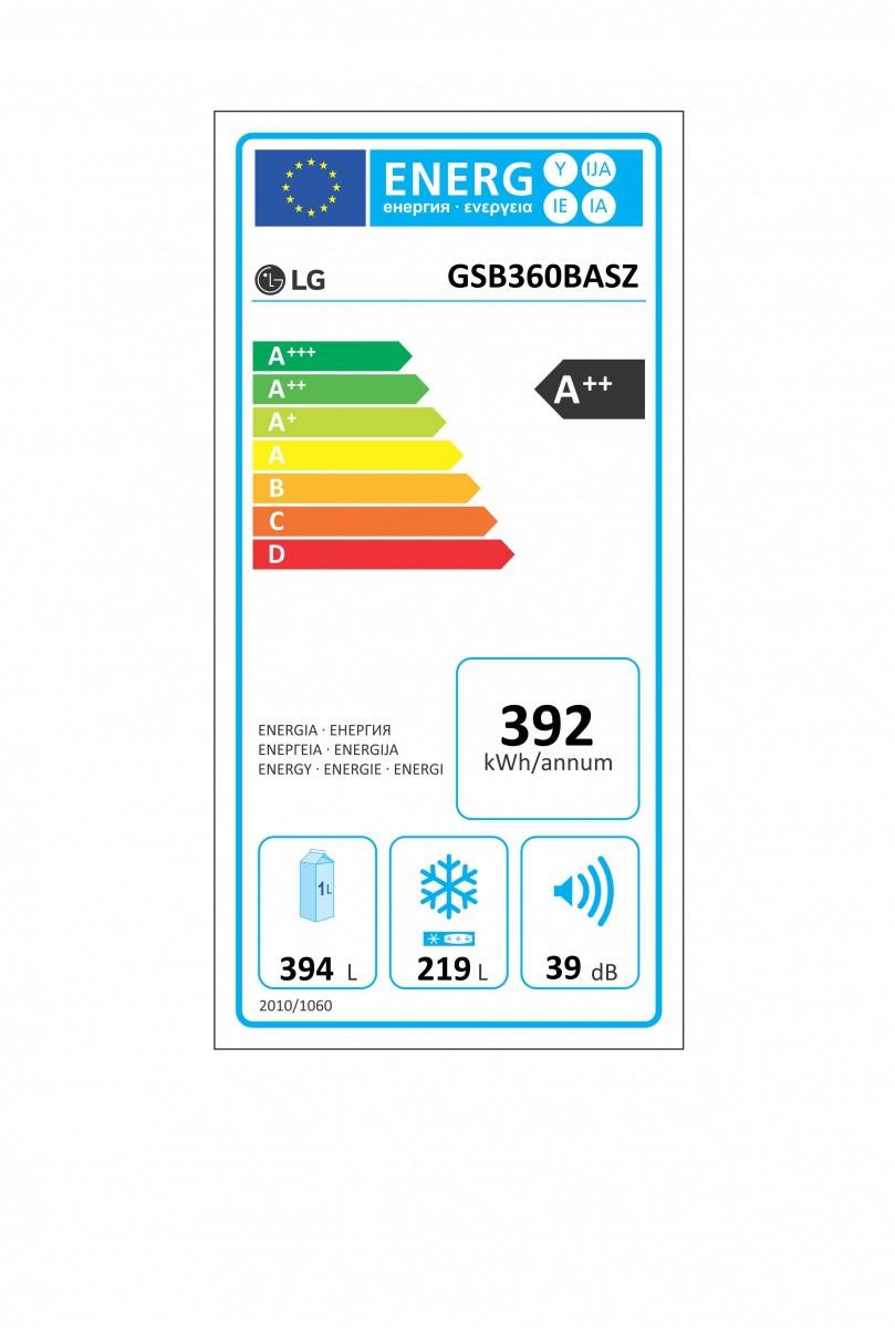 LG GSB360BASZ