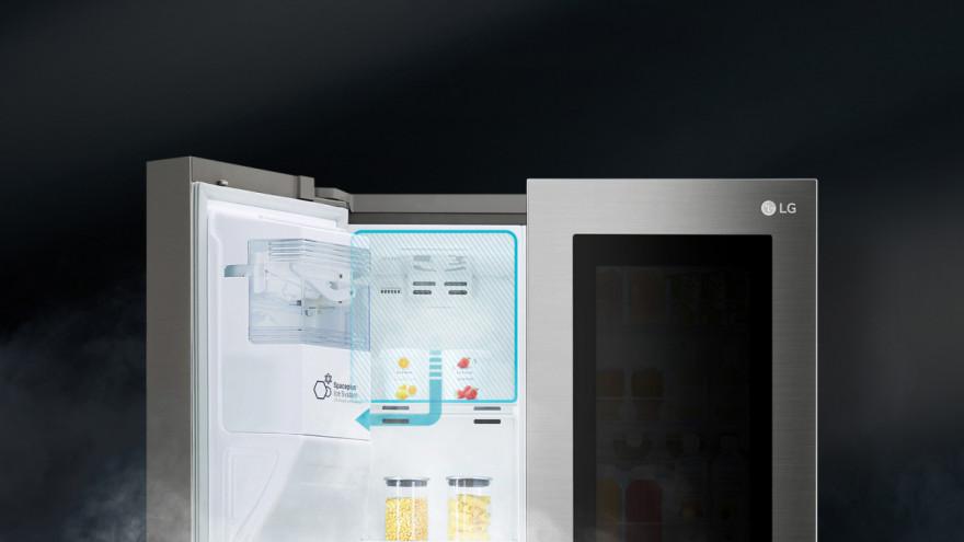Úzký výrobník ledu SpacePlus™