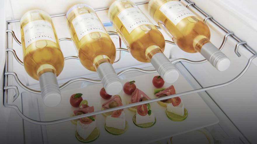 Držák na víno